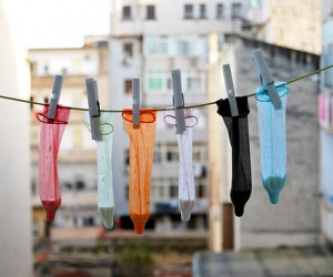 United Colors of Condoms by Marco Ryog