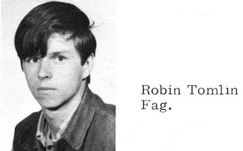 Robin Tomlin Yearbook